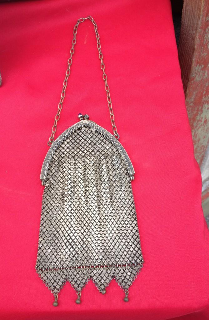 Lovely mesh bag I regret not having bought