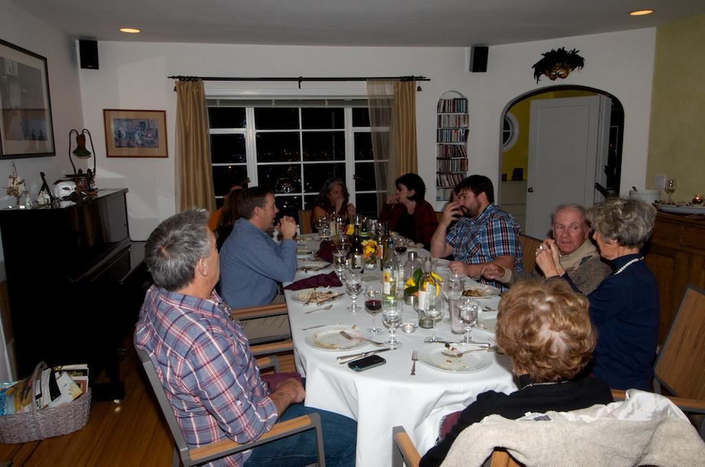 2013 gathering at Stevies
