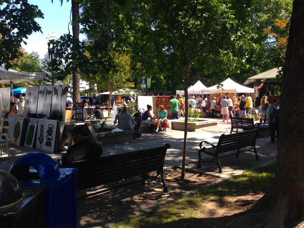 Healdsburg Antique Faire