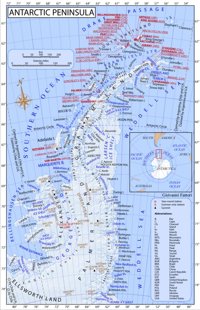 Antarctica mpa