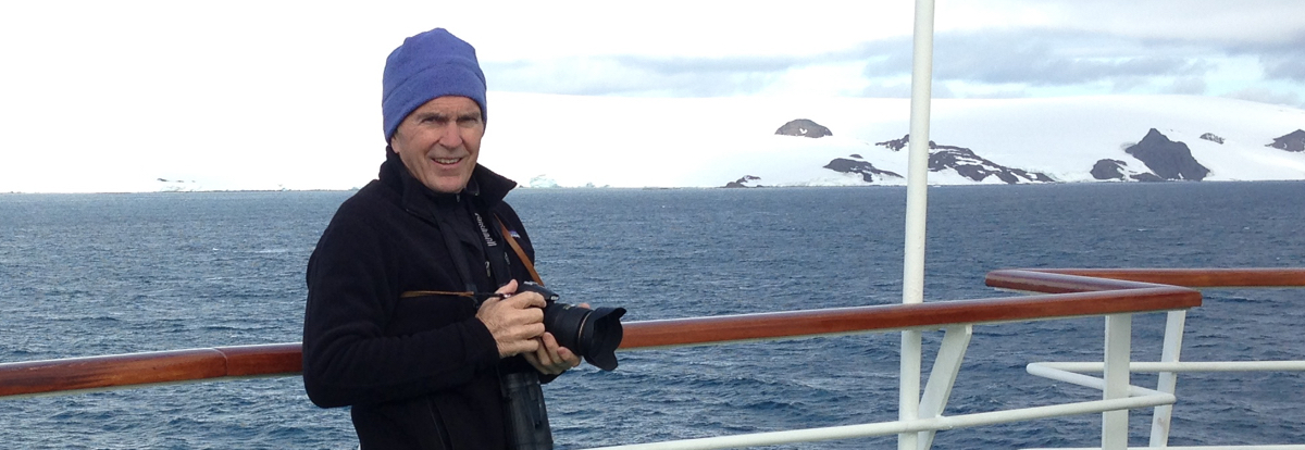 Day 1 Antarctic Peninsula